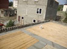 Подготовка к залитию перекрытия 2-го этажа