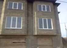 Остекление дома окнами Schuco