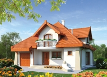 Проект небольшого дома в Геленджике