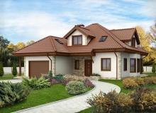 Проект аккуратного дома