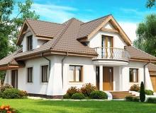 Классический дом в Геленджике