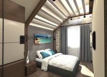 Спальная комната для гостей