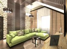 Комната отдыха для гостей