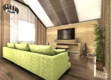 Комната отдыха для гостей на 3-м этаже