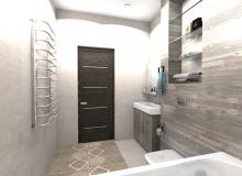 Третья ванная комната