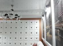 Стена в комнате отдыха