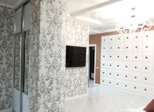 Вид на комнату отдыха из коридора