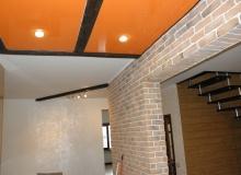 Дизайнерское решение для потолка