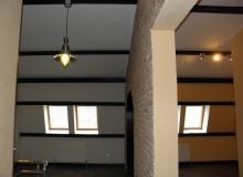 Светильники на втором этаже
