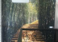 Фотообои с лестницой
