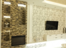 Дизайн стены