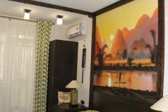 Квартира в «Африканском» стиле