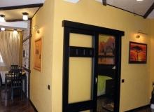 Оформление коридора в гостиную