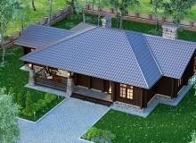 3D модель 3 - Проект дома 12+