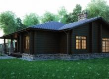 3D модель 5 - Проект дома 12+