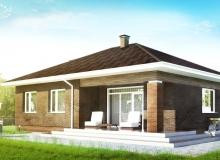 3D модель 2 - Проект дома 16+