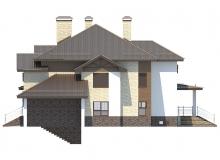 Фасад 2 - Проект дома 29+
