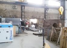 Цех по производству продукции из агломерата Santa Margherita