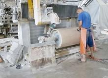 Производство продукции из агломерата Santa Margherita