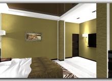 Интерьер второй спальни