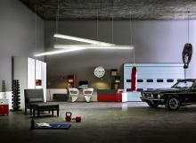 Просторный гараж
