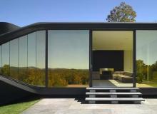 Солнцезащитное стекло на окнах