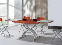 Пластиковый стол-трансформер