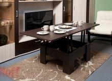 Стол-трансформер для гостинной