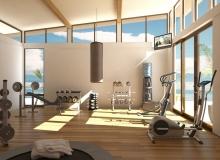 Домашний спортзал